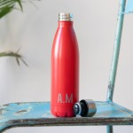 Personalised Initials Water Bottle