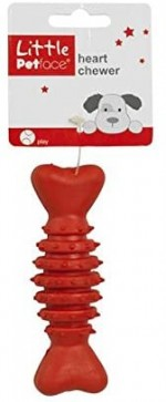 Petface Heart Chewer Toy