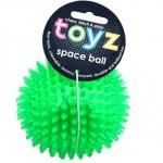 Petface Toyz Space Ball - Medium - Green