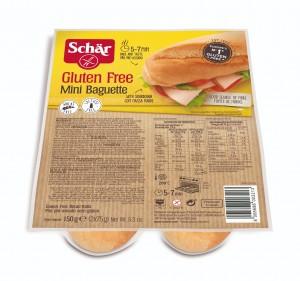 Schär Mini Baguette 2x75gr