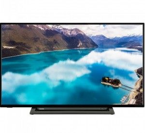 "Toshiba 43"" Full HD Smart WiFi - 43LL3A63DG"
