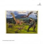 Touchwood Design - Dinosaur Kingdom Puzzle