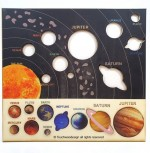Touchwood Design - Solar System Puzzle