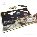 Touchwood Design - Space Facts Puzzle