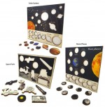 Touchwood Design - Space Puzzles - Set of 3