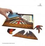 Touchwood Design - Volcano Puzzle