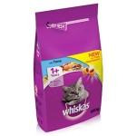 Whiskas 1+ Complete Dry Cat Food Tuna (14x350gr)