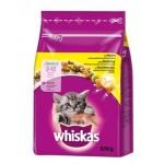 Whiskas 2-12 Months Kitten Complete Dry with Chicken (14x340gr)