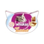Whiskas Anti-Hairball Cat Treats (8x60gr)